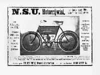 NSU - Motorrijwiel