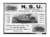 NSU - Motocicli - Automobil