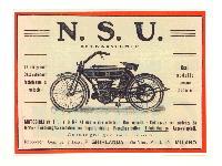 NSU - Ogni modello sempre pronto