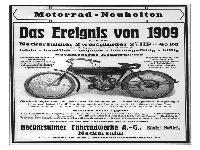 NSU - Das Ereignis von 1909