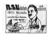 NSU - 1911er Modelle