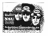 NSU - Drei erklärte Favoriten
