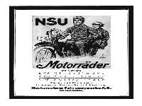 NSU - Motorräder