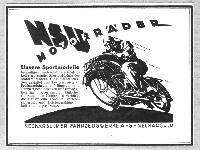 NSU - 1926 - Sportmodelle