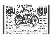 NSU - 1926 - 250 ccm