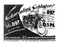 NSU - 1926 - 6,5 PS - 250 ccm