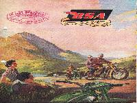 BSA - Das populärste Motorrad der Welt