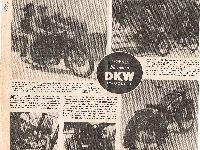 Die neuen DKW RT-Modelle