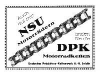 NSU - DPK Ketten