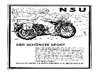 NSU - Der schönste Sport