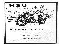 NSU - So schön ist die Welt!