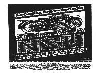 NSU Modell 1929 - 500 ccm