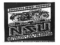 NSU - Modell 1929 - 500 ccm