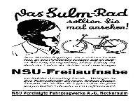 NSU Sulm-Rad