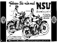 Fahren Sie nur mal NSU