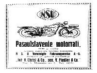 NSU - Pasaulslavenie motorrati