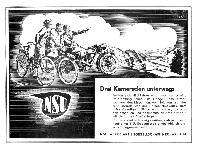 NSU - Drei Kameraden unterwegs