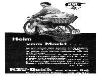 NSU - Heim vom Markt ...