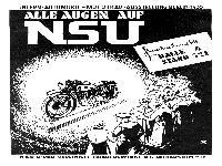 Alle Augen auf NSU