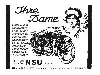 NSU - Ihre Dame