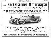 Die NSU-Motorwagen