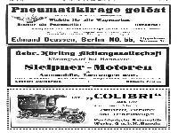 """Der """"Colibri"""" Mod. 1909"""
