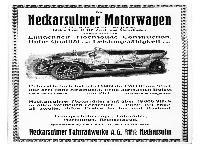 NSU Motorwagen