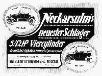 NSU neuster Schlager