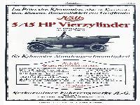 NSU 4/15 HP Vierzylinder