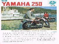 New Yamaha 250
