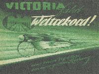 Victoria fährt Weltrekord