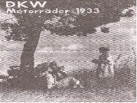 DKW Motorräder 1933