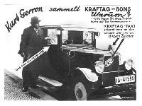 NSU Krafttag-Taxi