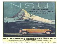 NSU 7/34 PS 1929