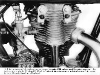 NSU 250 ccm Zylinderkopf