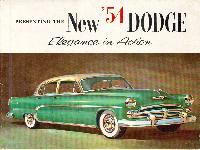 New `54 Dodge