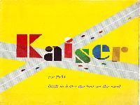 Kaiser for 1951