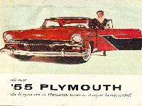 All-new `55 Plymouth