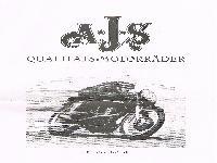 AJS Qualitäts-Motorräder