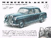 Mercedes Type 220