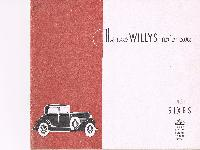 Willys 1931