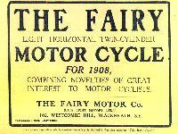 Fairy Motor Cycle