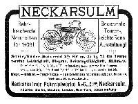 NSU 1909