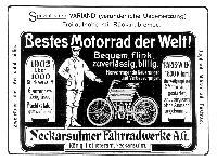 NSU - Bestes Motorrad der Welt!