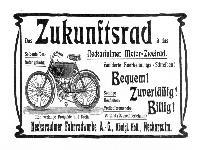 NSU Motor-Zweirad