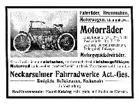 NSU Motorräder