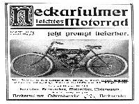 NSU leichtes Motorrad