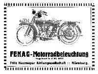 FENAG Motorradbeleuchtung