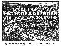 Auto- und Motorradrennen