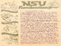 NSU Kundendienst